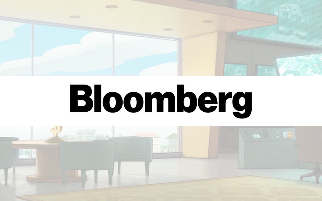 Venture Valley™ – The Game Featured on Bloomberg News