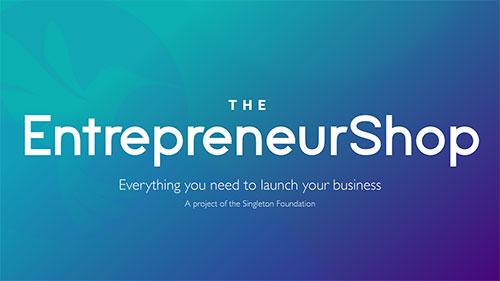 Entrepreneur shop