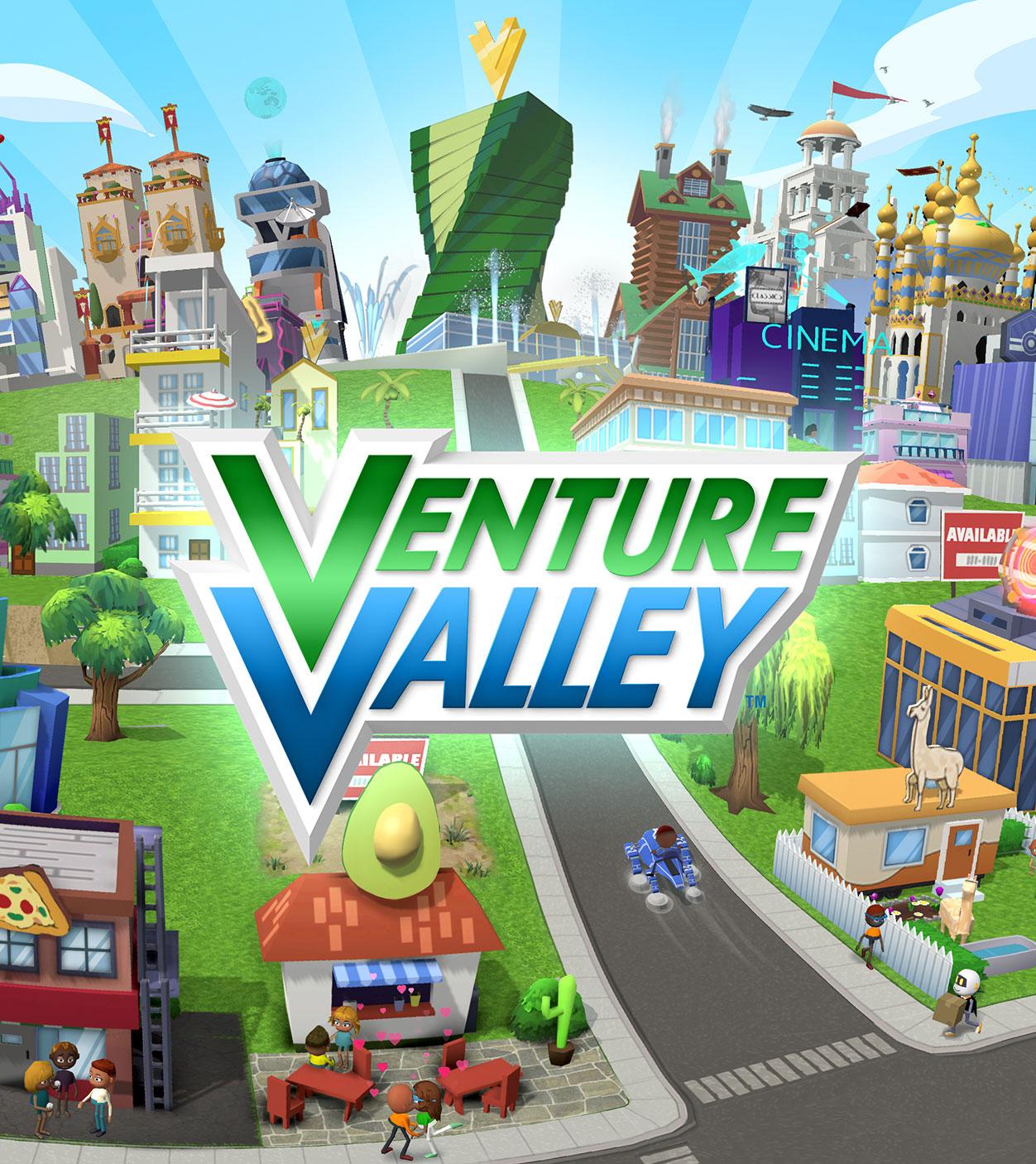 venture valley world mobile